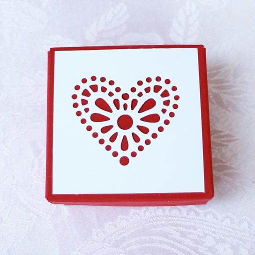 Kinkekarp (punane01)