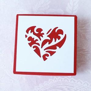 Kinkekarp (punane03)