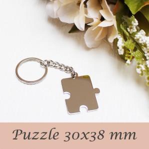 Puzzle (hõbe värv)