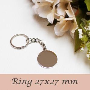 Ring (hõbe värv)