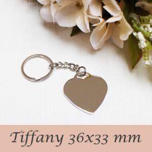 Tiffany (hõbe värv)